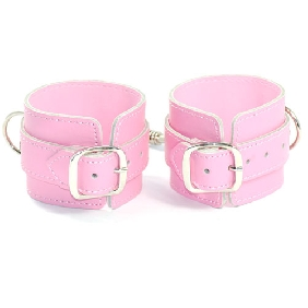 High Quality Pink Handcuff