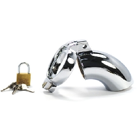 M-1003 Metal Male Chastity Kit
