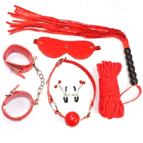 6 PCS Red SM Kit