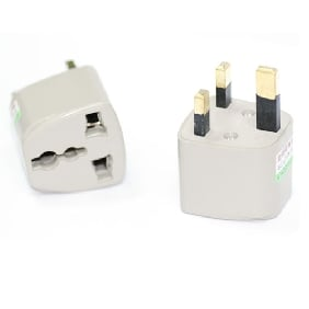 UK Power Plug Converter
