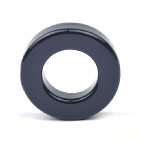 4.3 CM Black Color Smooth Stretchy Cock Ring