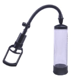 Basic Penis Pump in Black Color