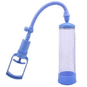 Basic Penis Pump in Blue Color