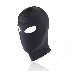 Black Color 2-Hole Hood