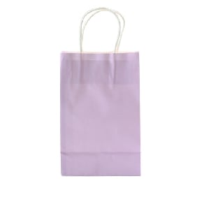 Purple Color Small Size Gift Bags ( 15cm*19cm )