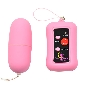 Longer Toy 12 Speeds Pink Remote Control Vibrating Egg