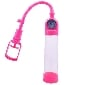 China Wholesale Gauge Trigger Contolled Penis Pump in Pink Color