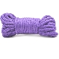 China Wholesale 10 M Purple Bondage Rope
