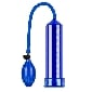 Blue Color Hand Held Pump with Quick Release Valve