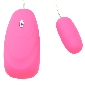 Rose Pink Color 12 Speeds Mouse Shape Vibrating Egg