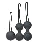 Black Color Silicone BenWa Ball Set