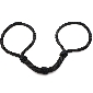 Black Color String Handcuffs