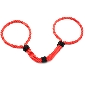 Red Color String Handcuffs